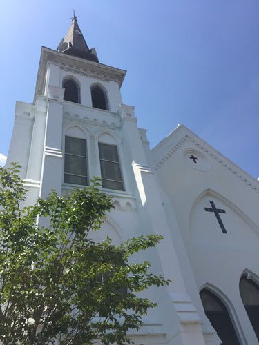Emanuel African Methodist Episcopal (AME) Church, Charleston, SC
