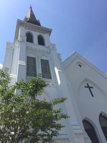 Emanuel African Methodist Episcopal (AME) Church, Charleston, SC