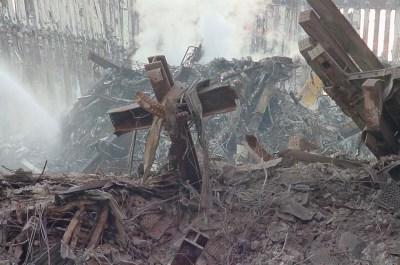 The WTC Cross