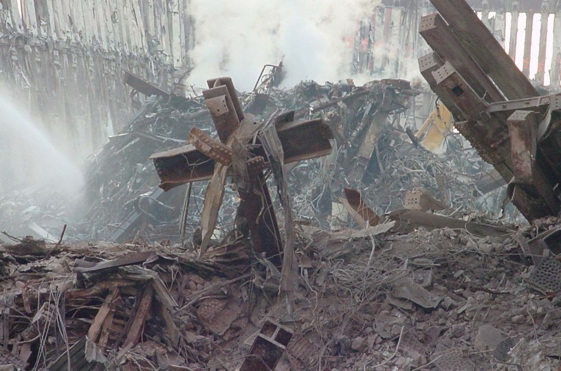 The WTC Cross