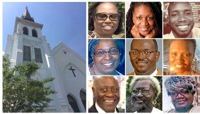 Remembering the nine slain in Emanuel AME Church.